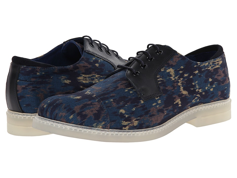 Ted Baker Mercurii (Dark Blue Textile) Men
