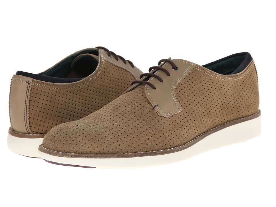 Ted Baker Caluum (Light Brown Suede) Men