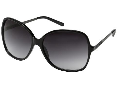Vince Camuto - VC634 (Black/Gunmetal) Fashion Sunglasses