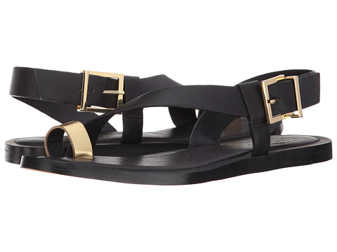 Ted Baker - Prendie (Black/Gold) Women's Shoes