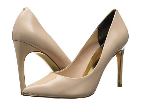 Ted Baker - Neevo 2 (Nude Patent) High Heels