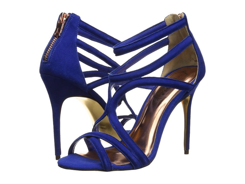 Ted Baker - Ninof (Blue Suede) High Heels