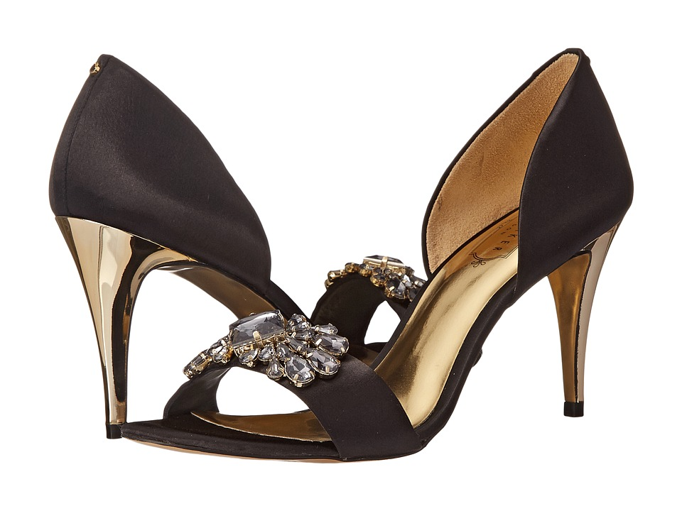 Ted Baker - Phinium (Black Textile) High Heels