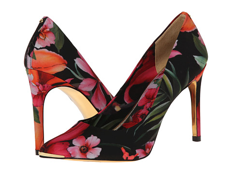 Ted Baker - Neevo 3 (Black Tropical) Women's Shoes