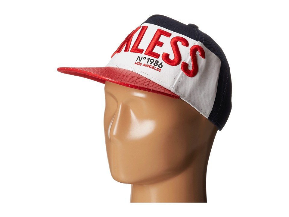 Young & Reckless - Olympic Snapback (Red) Caps