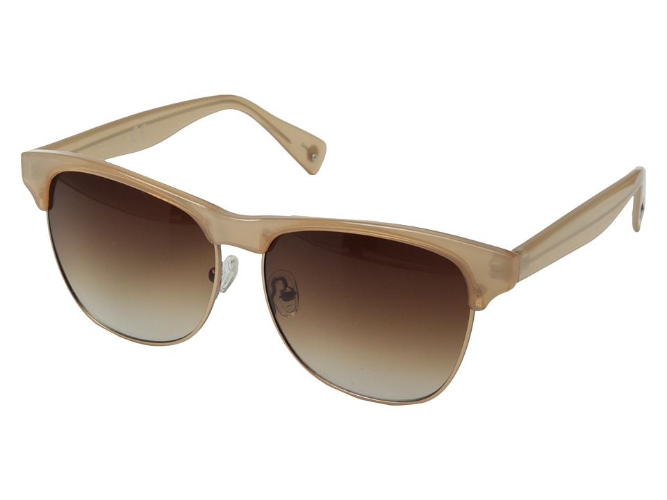 Vince Camuto - VC644 (Nude/Rose Gold) Fashion Sunglasses
