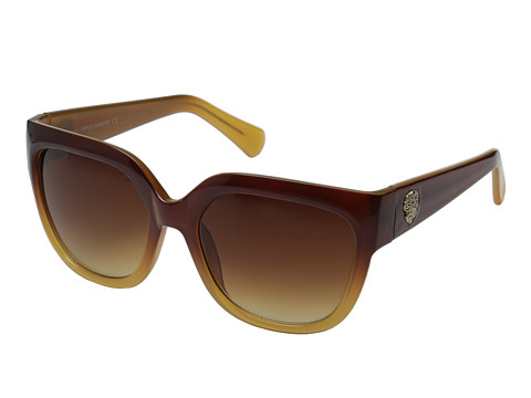 Vince Camuto - VC642 (Ombre Brown) Fashion Sunglasses