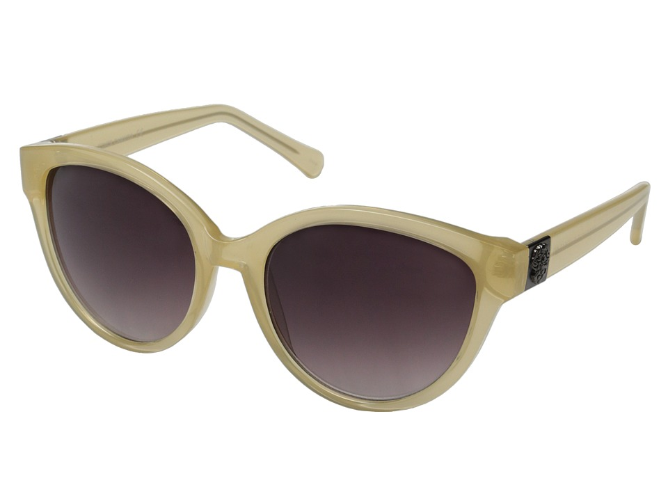 Vince Camuto - VC643 (Nude/Grey) Fashion Sunglasses