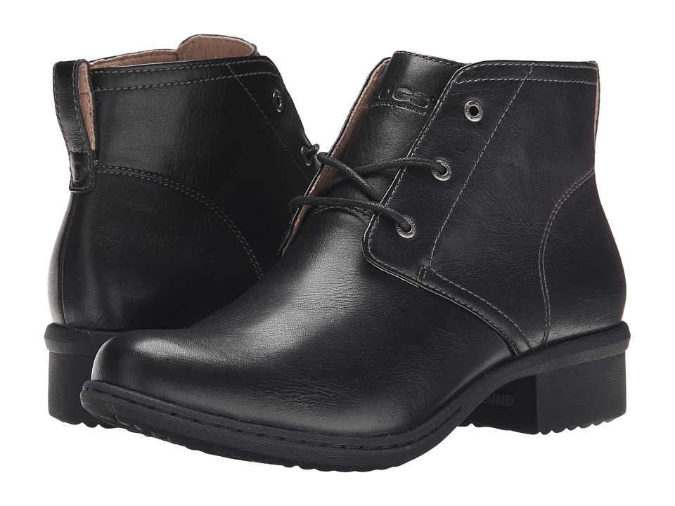 Bogs - Kristina Chukka (Black) Women's Lace-up Boots