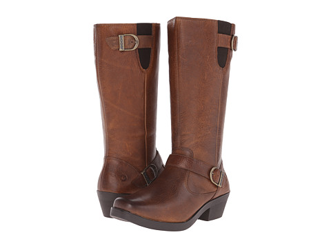 Bogs - Gretchen Tall (Cognac) Women's Pull-on Boots