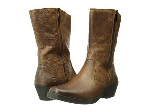 Bogs - Gretchen Mid Zip (Cognac) Women's Boots