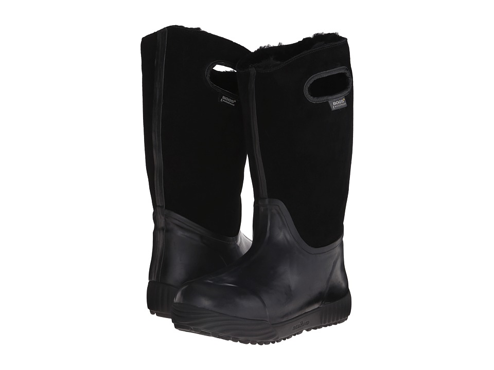 Bogs Prairie Tall (Black) Women