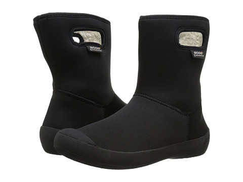 Bogs - Summit Mid (Black) Women