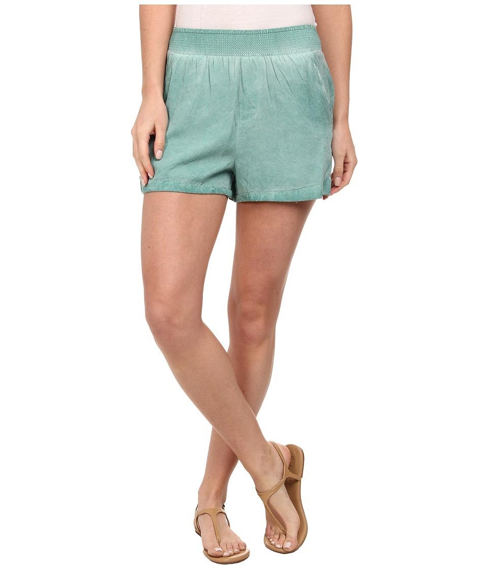 RVCA - Walkerton Shorts (Seagrass) Women