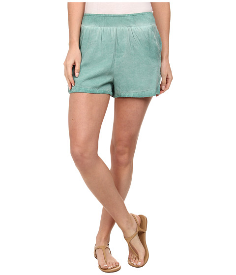 RVCA - Walkerton Shorts (Seagrass) Women's Shorts