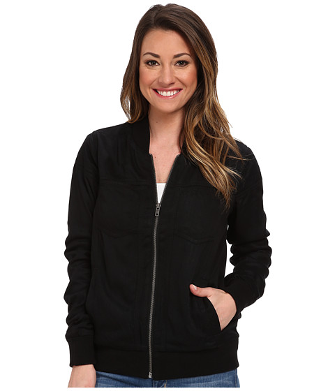 RVCA - Never Dull Jacket (Black) Women's Coat