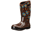 Bogs Classic Watercolor Tall (Brown Multi)