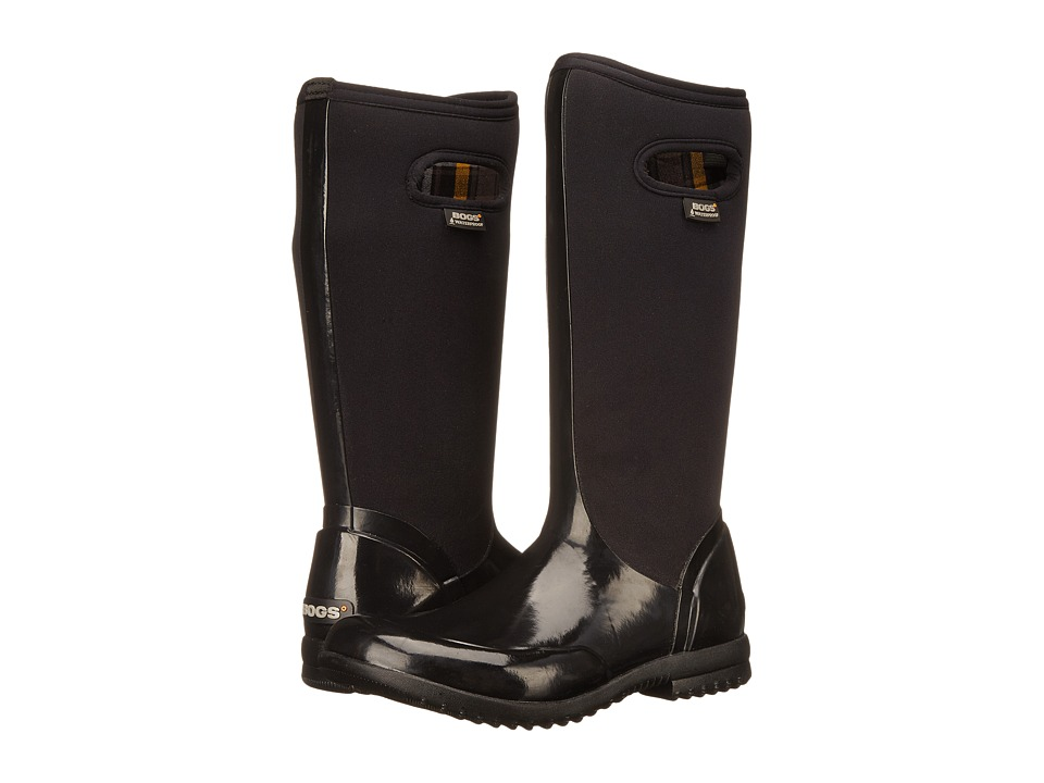 Bogs - Sidney Solid Tall (Black) Women