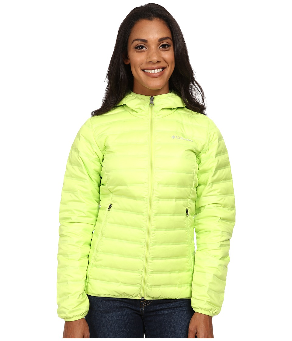 Columbia Flash Forwardtm Hooded Down Jacket (Tippet) Women