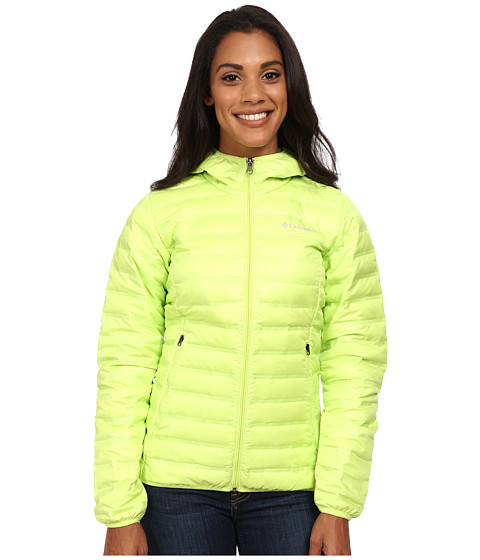 Columbia - Flash Forward Hooded Down Jacket (Tippet) Women's Coat