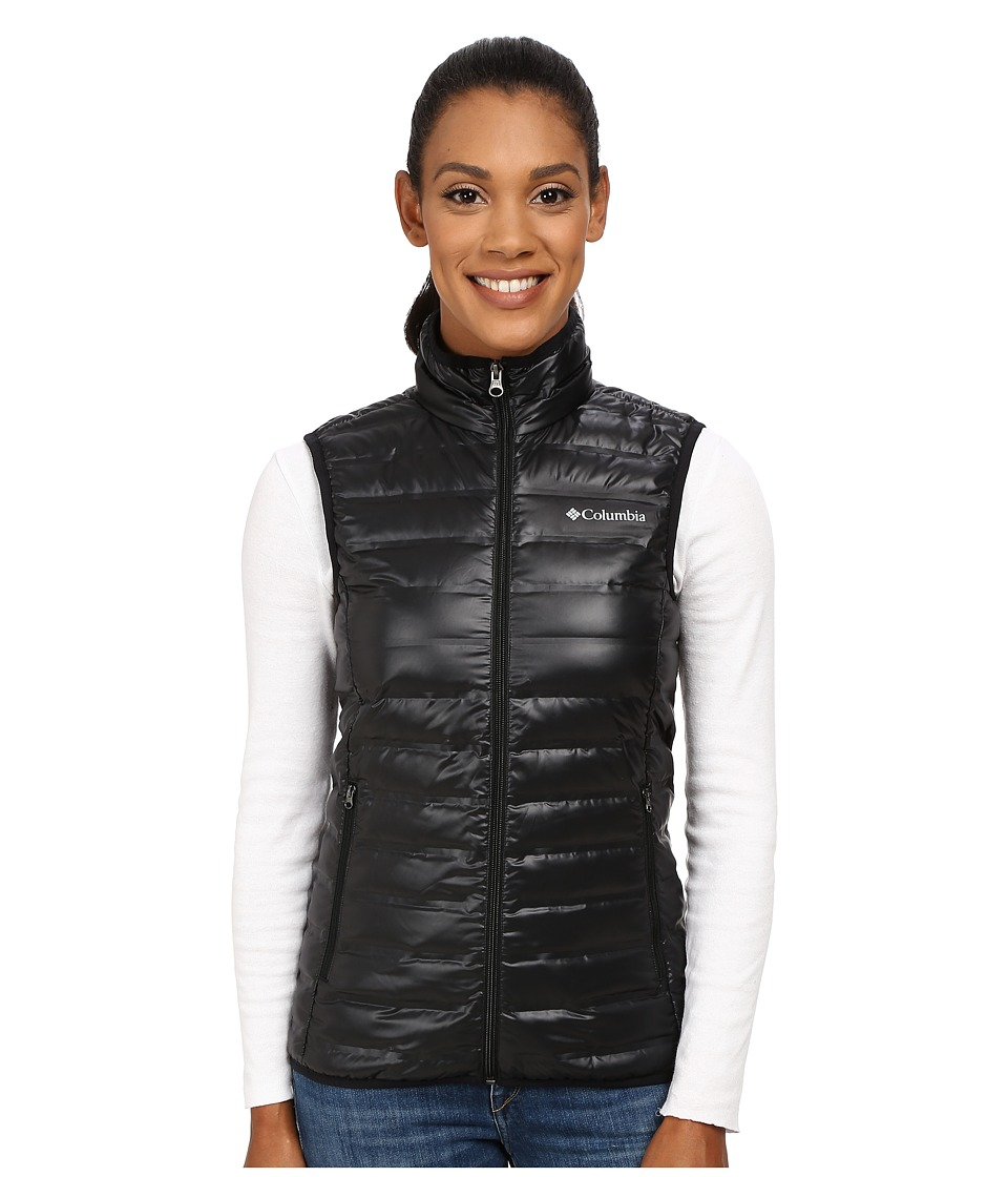 Columbia - Flash Forward Down Vest (Black) Women