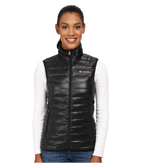 Columbia - Flash Forward Down Vest (Black) Women