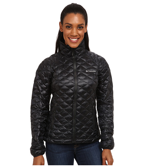 Columbia - Microcell Jacket (Black) Women's Coat