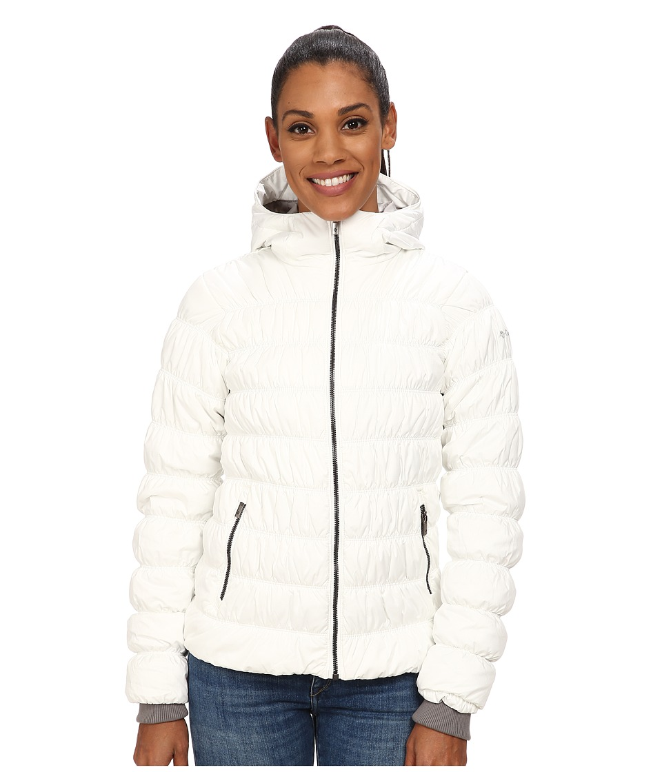 Columbia - Chelsea Station Omni-Heat Jacket (Sea Salt) Women's Coat