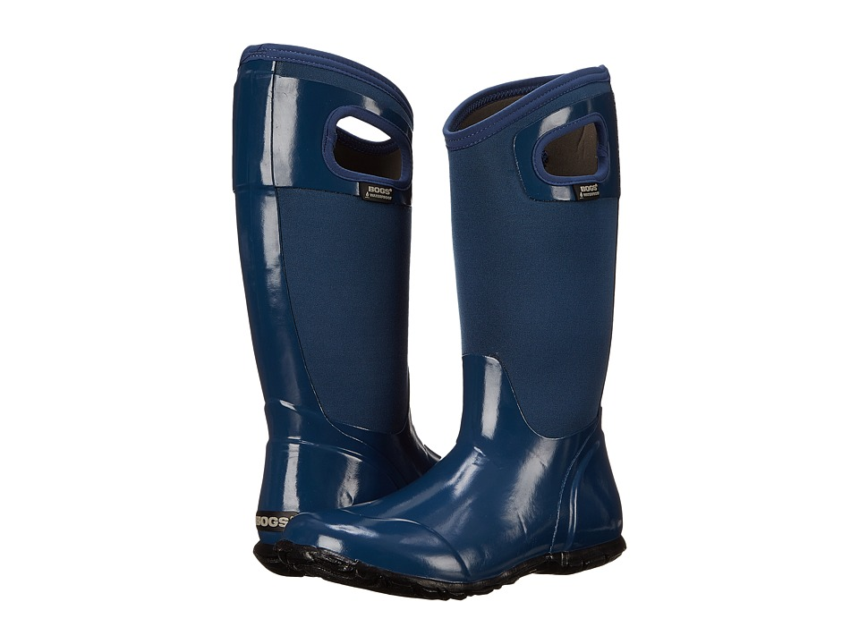Bogs - North Hampton Solid (Blue) Women