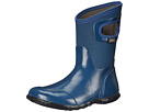 Bogs North Hampton Solid Mid (Blue)