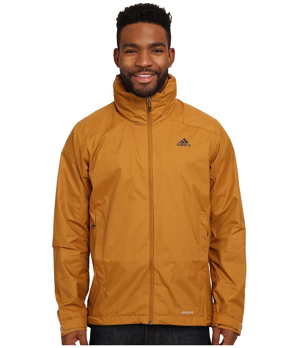 adidas Outdoor - Wandertag Jacket (Gold Ochre) Men's Coat