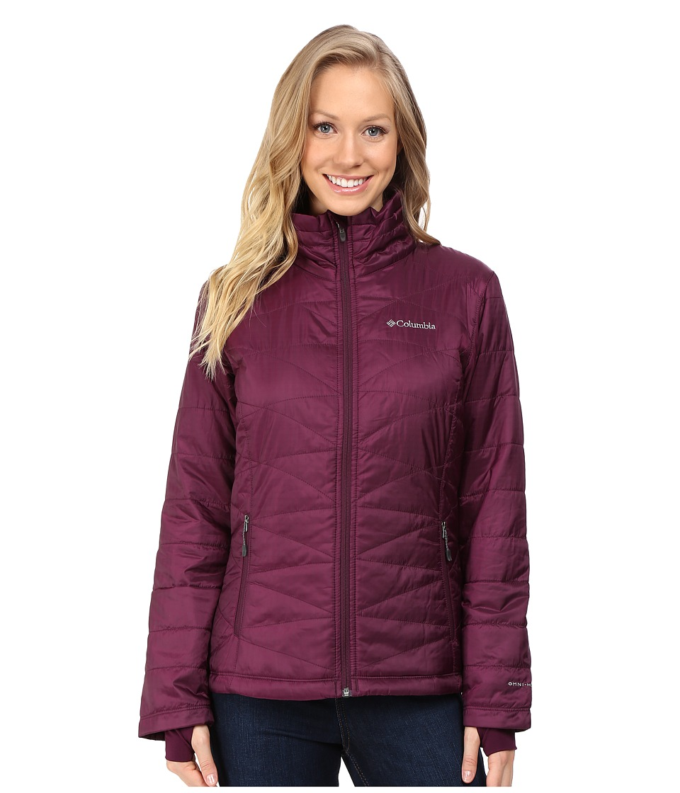 Columbia - Mighty Lite III Jacket (Purple Dahlia) Women's Jacket