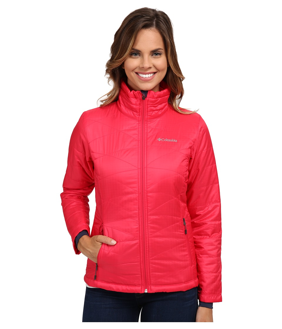 Columbia - Mighty Lite III Jacket (Ruby Red) Women's Jacket