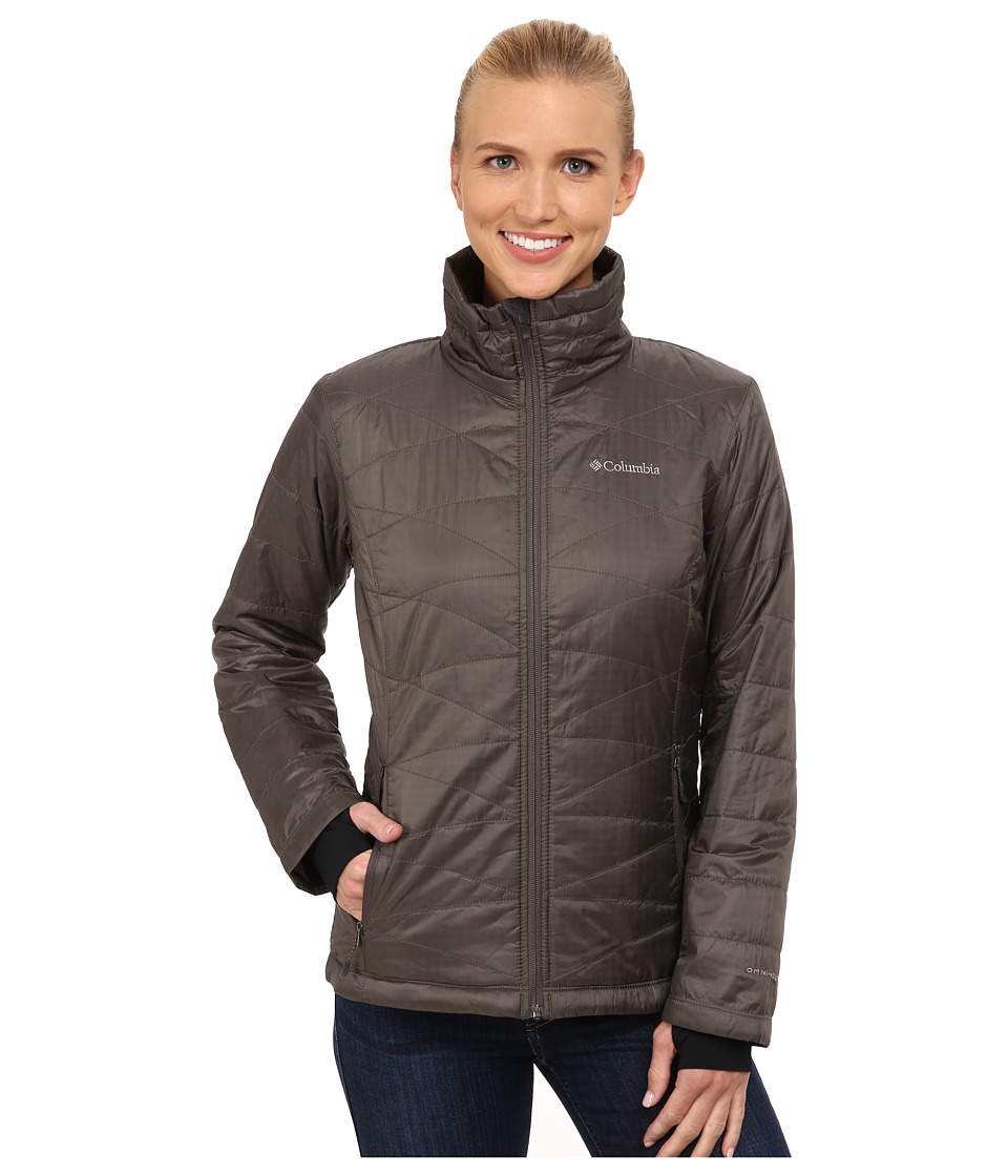 Columbia - Mighty Lite III Jacket (Mineshaft) Women's Jacket