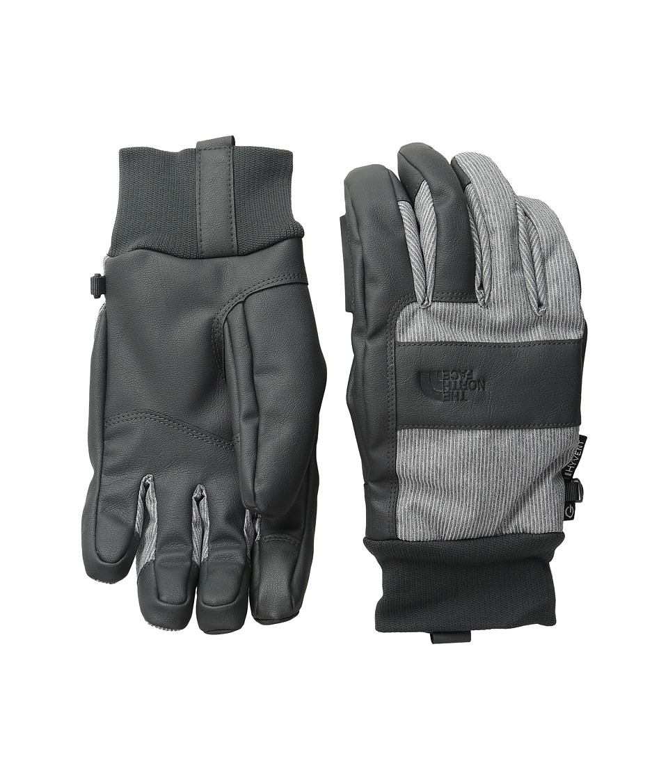 The North Face - Freeride Work Etip Glove (Asphalt Grey) Extreme Cold Weather Gloves