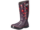 Bogs Watercolor Rain Boot (Plum Multi)