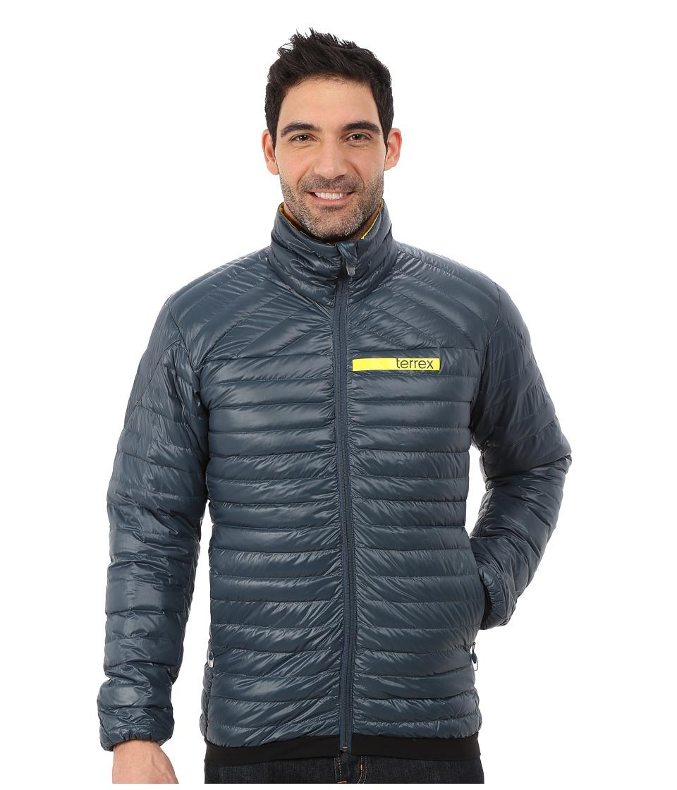 adidas Outdoor - Terrex Downblaze Jacket (Midnight) Men's Jacket
