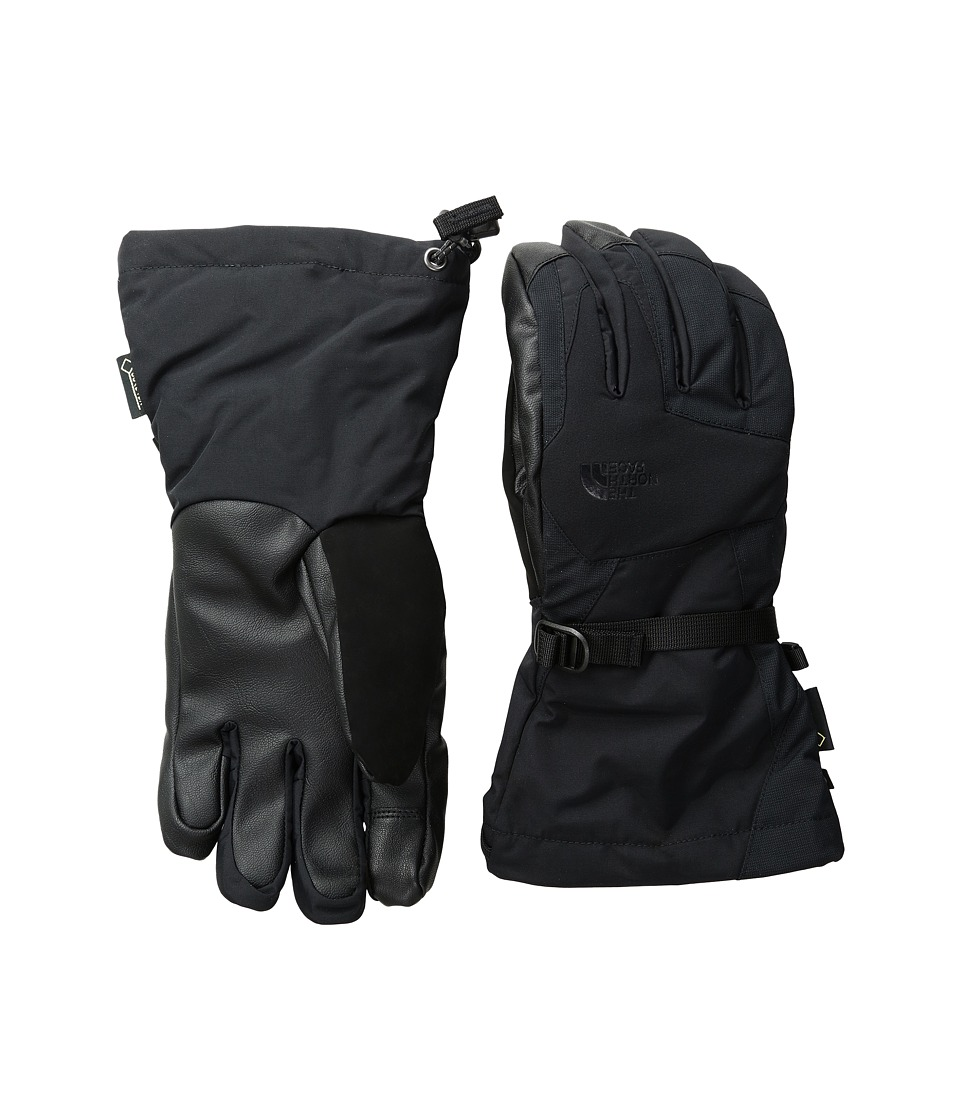 The North Face - Powdercloud Etip Glove (TNF Black) Extreme Cold Weather Gloves