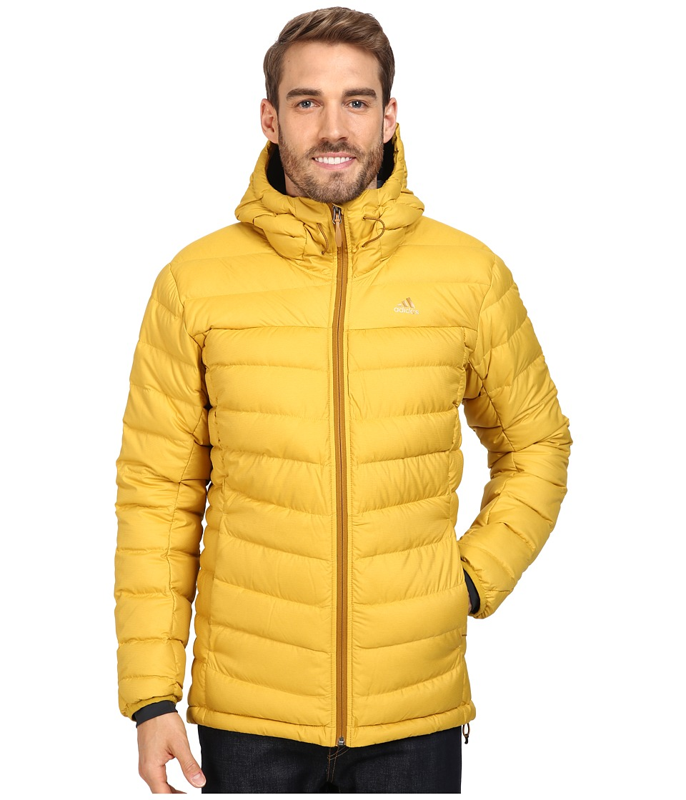 adidas Outdoor - Frost Climaheat Hoodie (Raw Ochre) Men