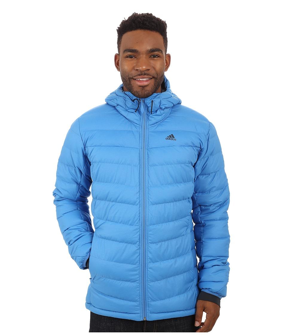 adidas Outdoor - Frost Climaheat Hoodie (Super Blue) Men's Sweatshirt