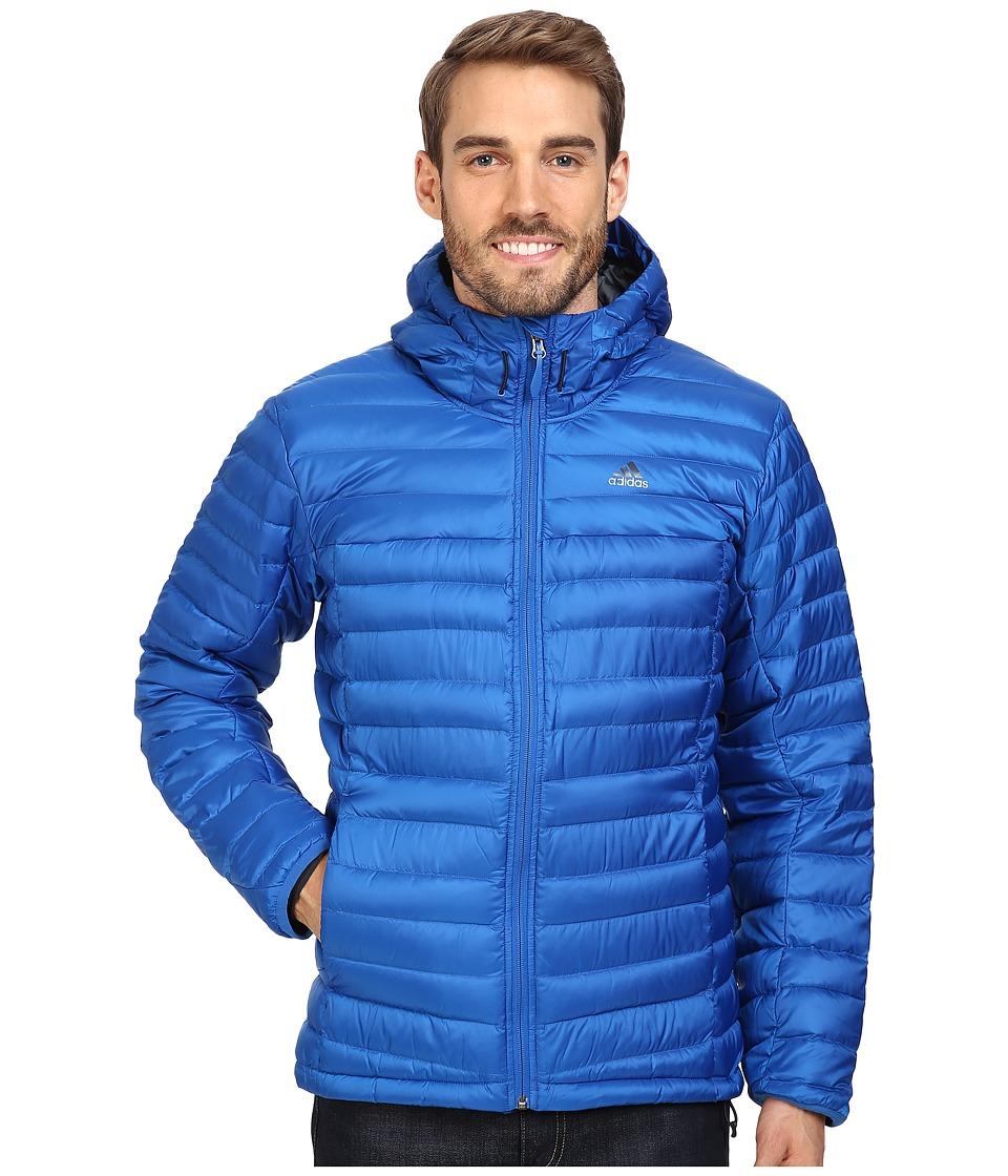 adidas Outdoor - Frostlight Climaheat Hoodie (Blue Beauty) Men's Sweatshirt