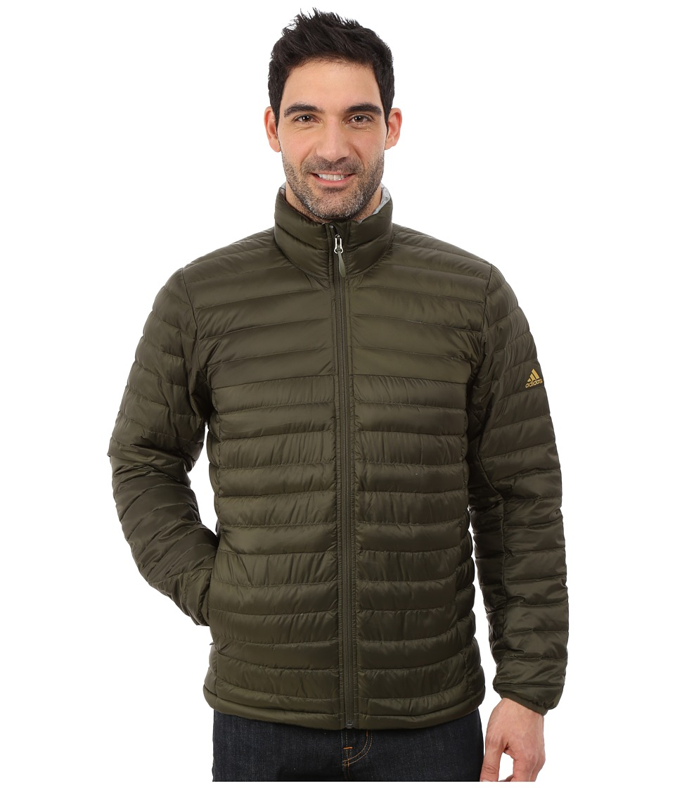 adidas Outdoor - Frosty Light Jacket (Night Cargo) Men's Coat