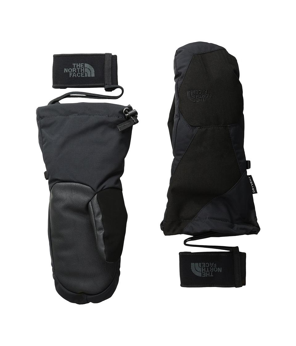 The North Face Kootenai Mitt (TNF Black (Prior Season)) Extreme Cold Weather Gloves