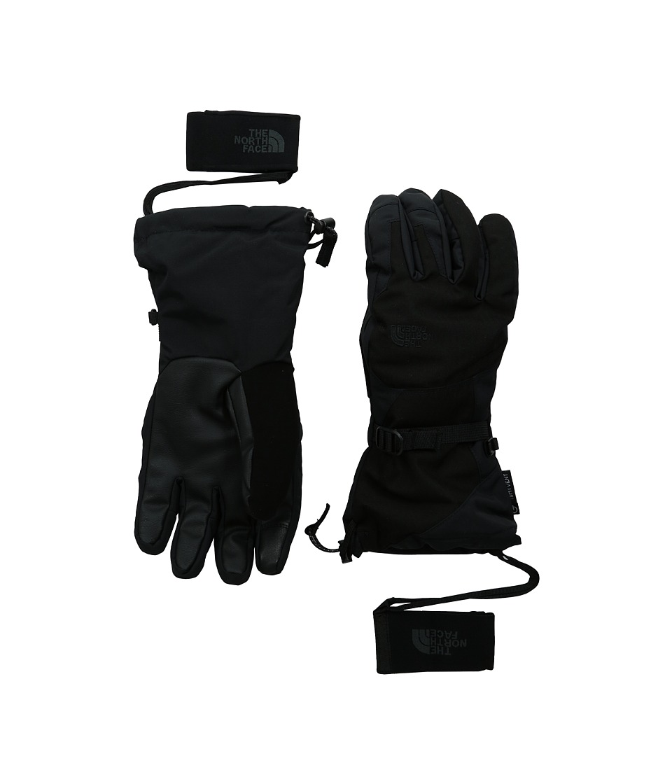 The North Face - Montana Etip Glove (TNF Black) Extreme Cold Weather Gloves