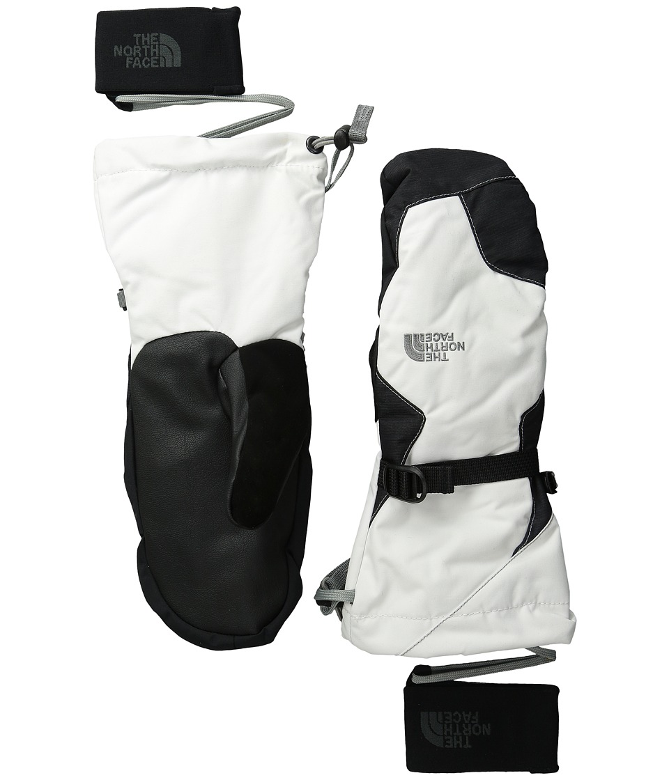 The North Face - Montana Mitt (TNF White) Extreme Cold Weather Gloves