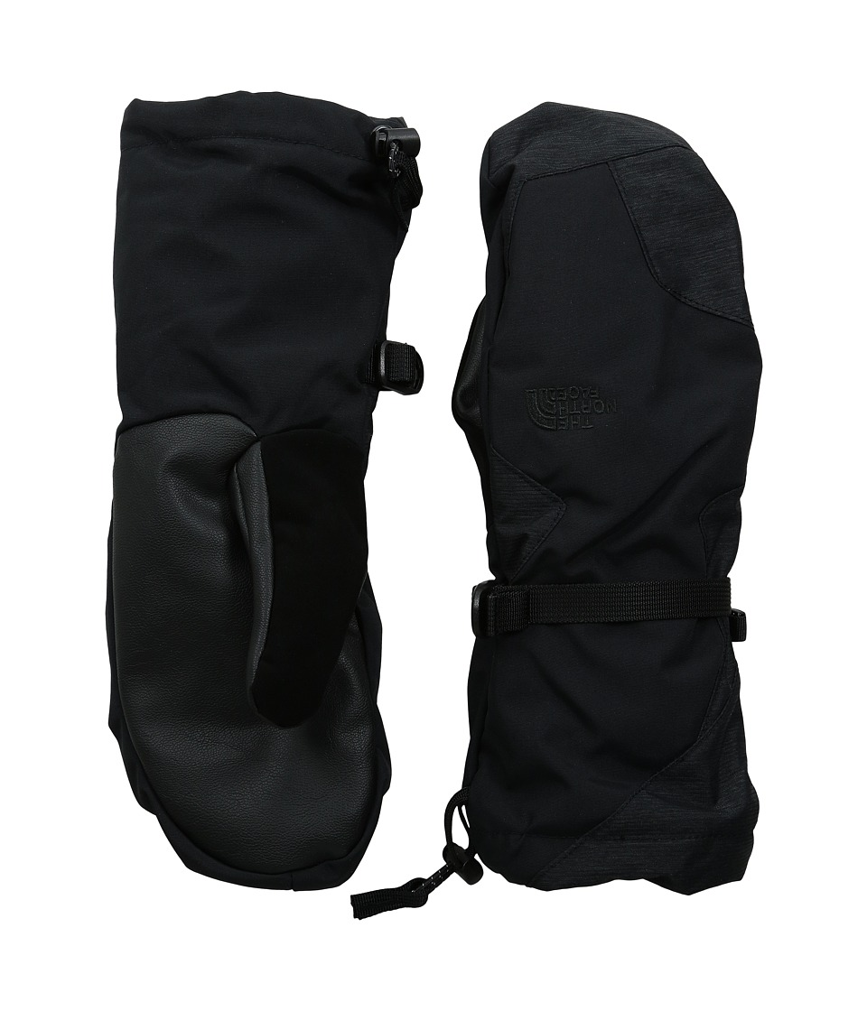 The North Face - Montana Mitt (TNF Black) Extreme Cold Weather Gloves