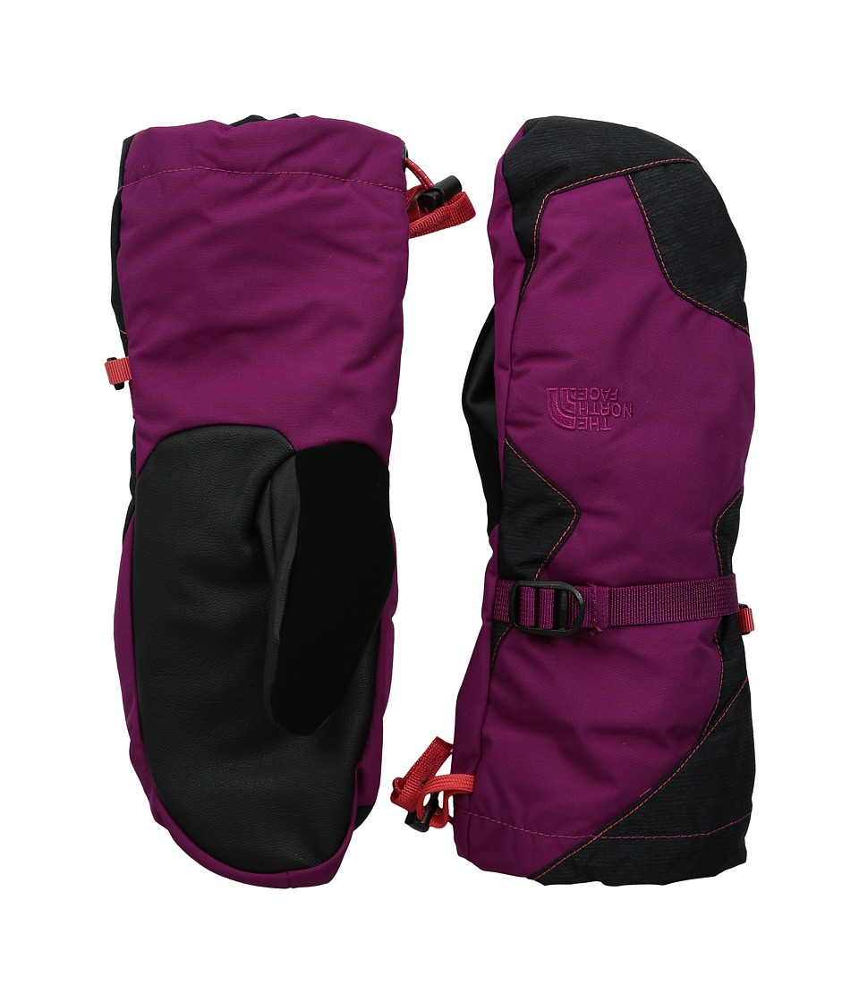The North Face - Montana Mitt (Dramatic Plum) Extreme Cold Weather Gloves