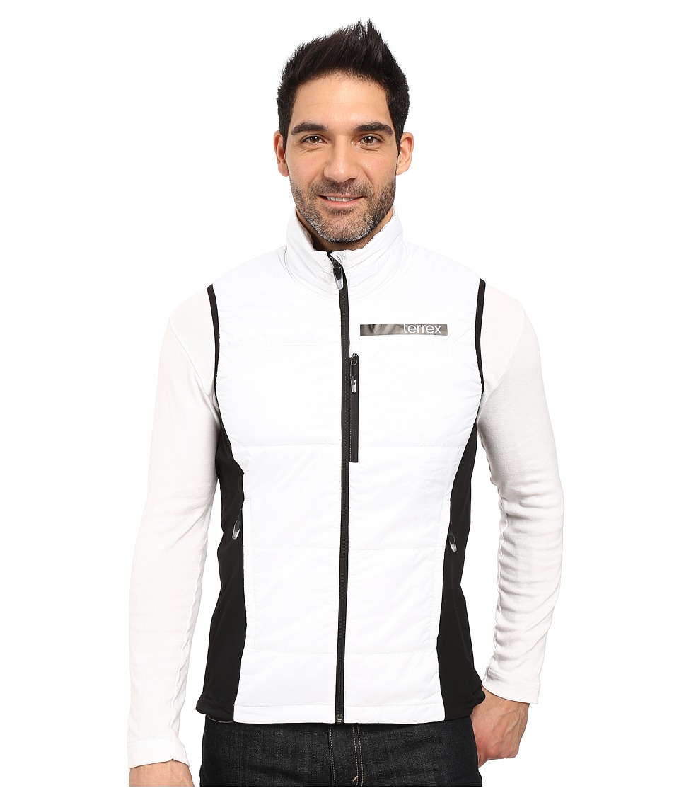 adidas Outdoor - Terrex Skyclimb Vest (Black/White) Men's Vest