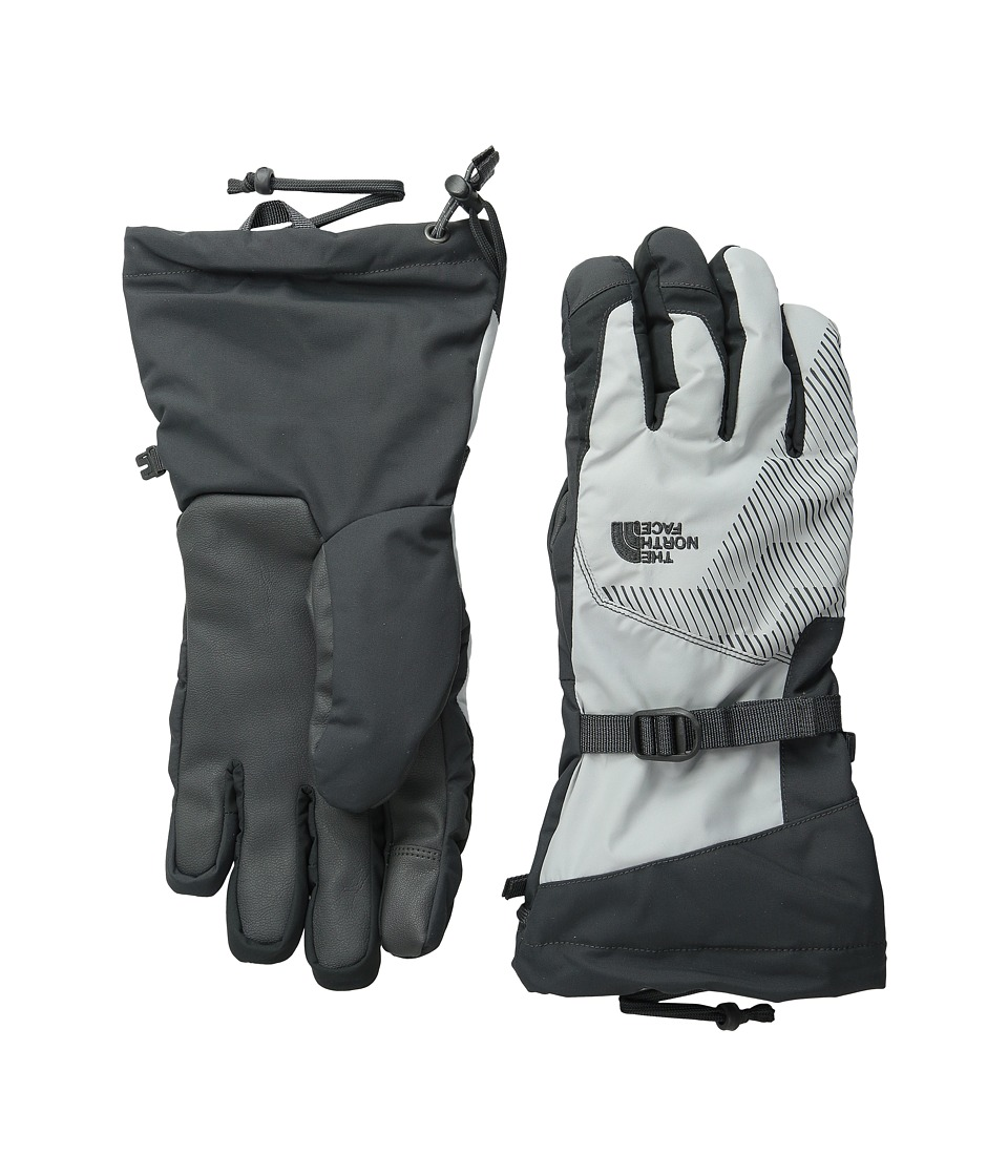 The North Face - Revelstoke Etip Glove (High Rise Grey/Asphalt Grey) Extreme Cold Weather Gloves