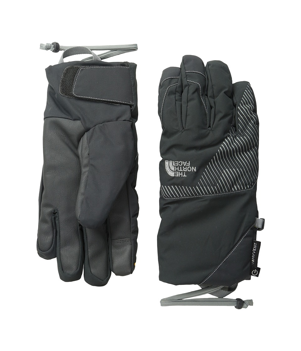 The North Face - Guardian Etip Glove (Asphalt Grey) Extreme Cold Weather Gloves